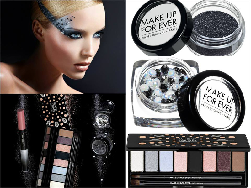 Make Up For Ever Holiday 2013 - Midnight Glow