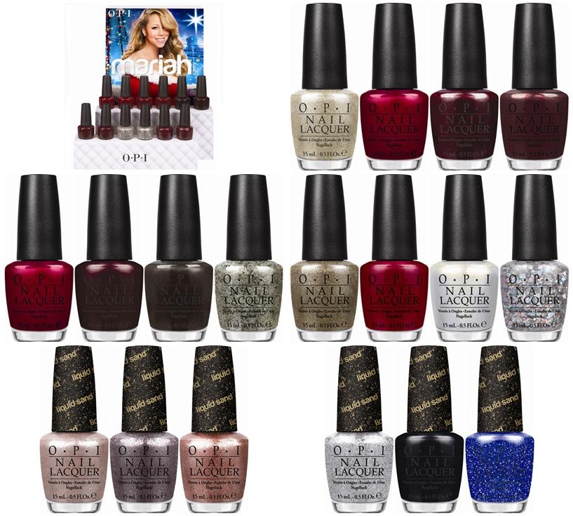 OPI-Mariah-Carey-Holiday-Christmas-2013-Collection