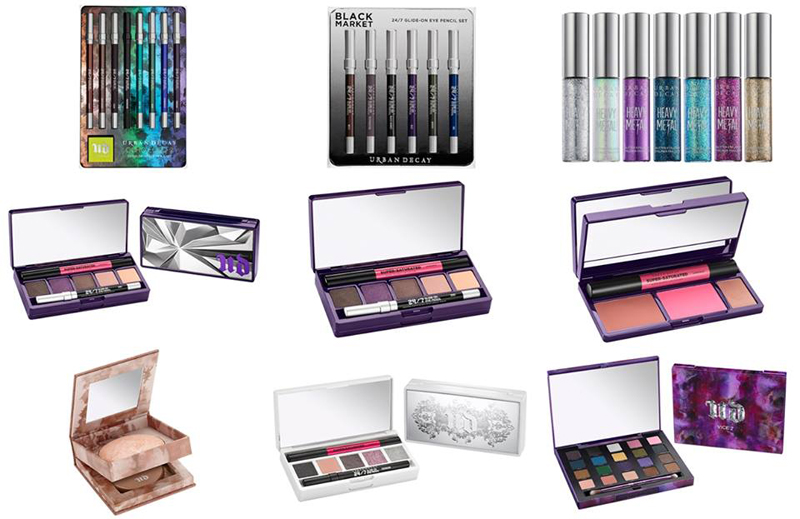 Urban Decay Holiday 2013